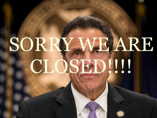 Cuomo's Office CLOSED to Process Servers