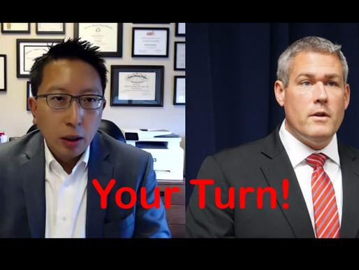 Monroe County Citizens vs. County Executive Adam Bello & Health Commissioner Dr. Michael Mendoza