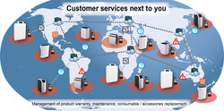 Customer services next to you 20160530