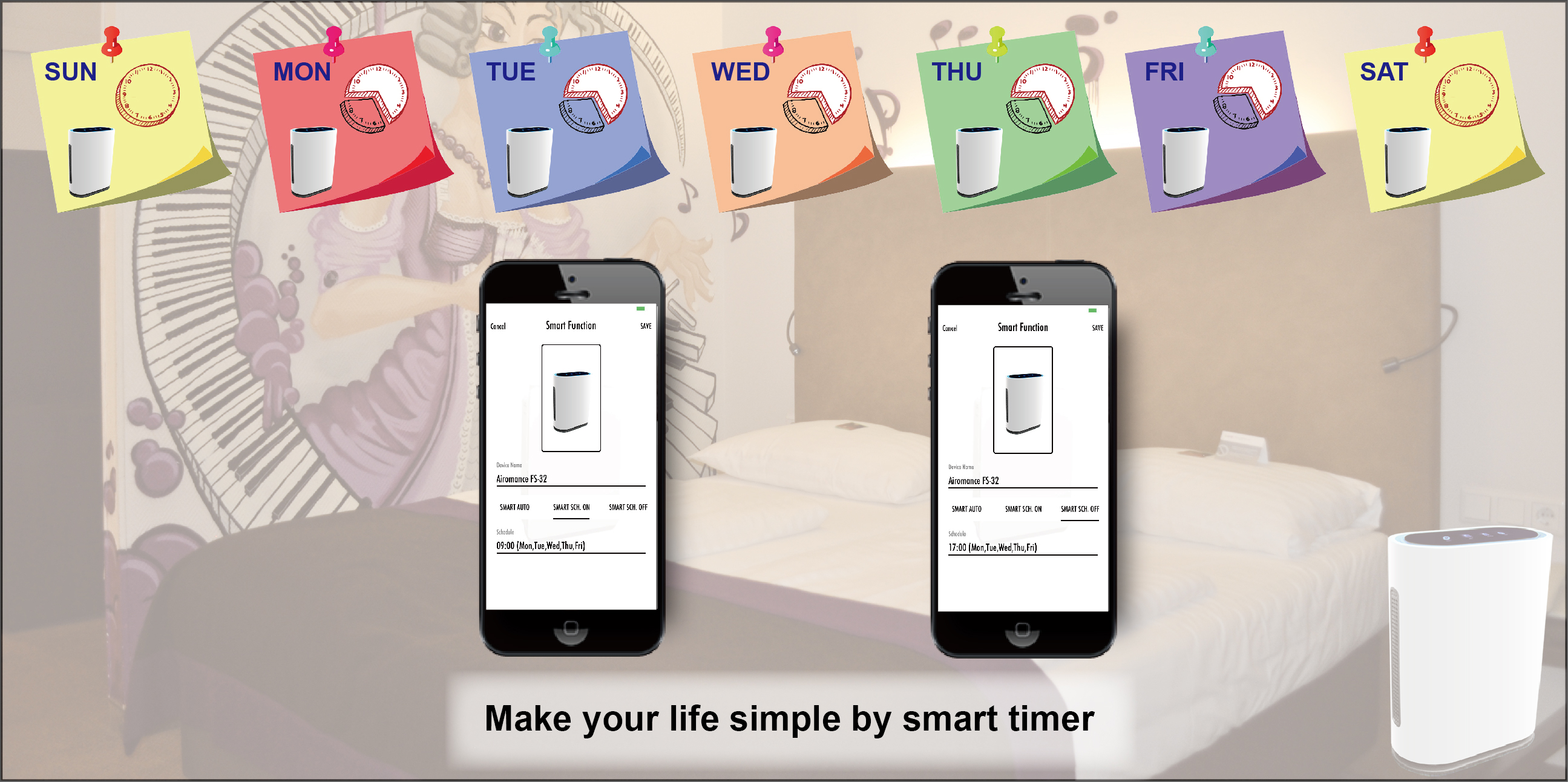 Make your life simple by smart timer 20160518