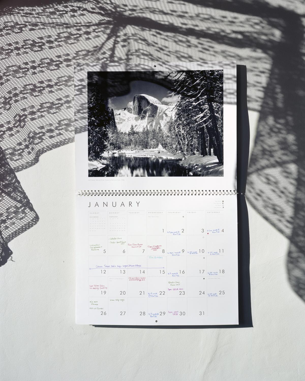 The Calendar Project