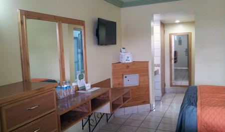 tocador y lavamanos Habitación Doble Standard