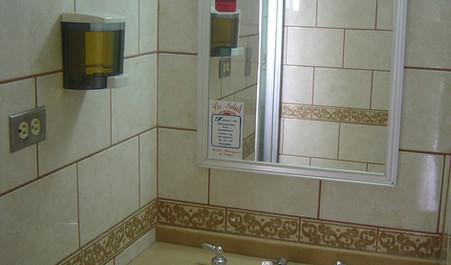 Lavamanos Habitación Doble Standard