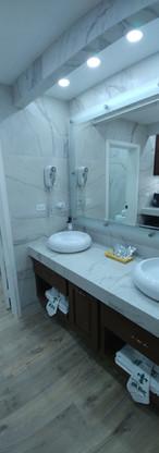 Lavamanos Doble Suite