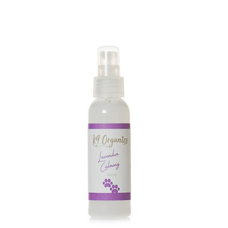 K9 Organics Natural Calming Spray for Dogs
