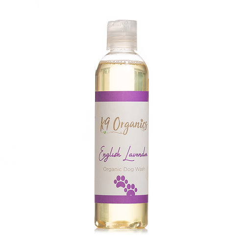 English Lavender Dog Shampoo Available in 100ml 250ml & 500ml
