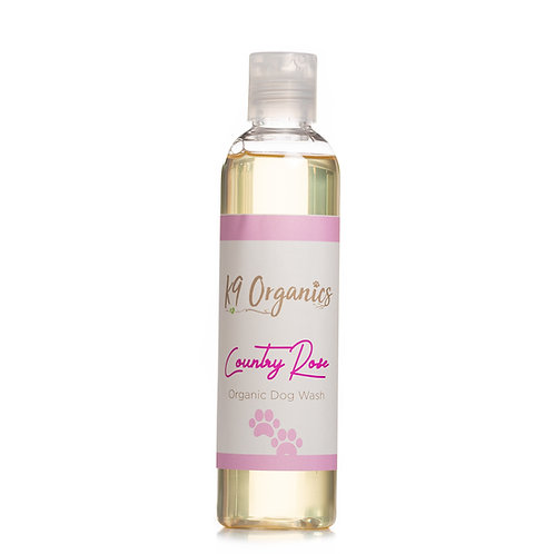 Country Rose Dog Shampoo Available in 100ml, 250ml & 500ml