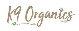 K9 Organics logo - Natural Dog Shampoo