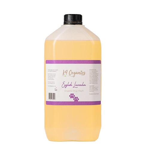 5 Ltr Organic Dog Shampoo