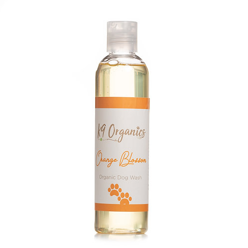 Orange Blossom Dog Shampoo Available in 100ml, 250ml & 500ml