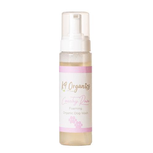Country Rose Foaming Shampoo 250ml