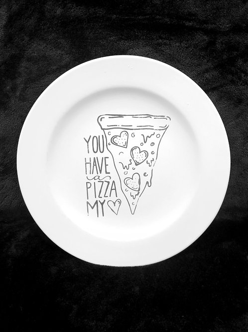Pizza My Heart Project