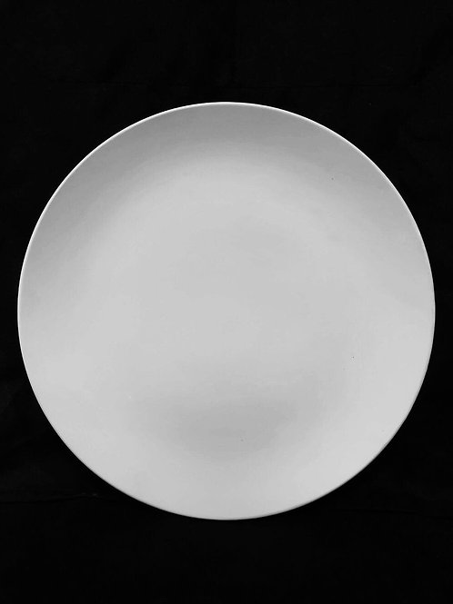 Rimless Plate
