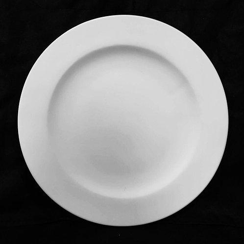 Rimmed Plate