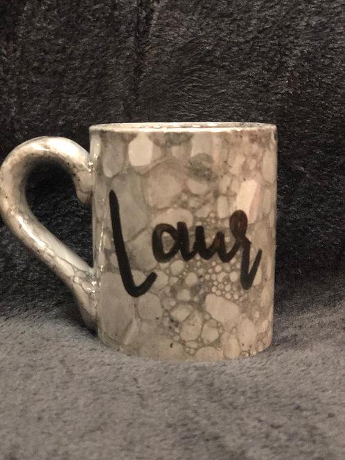 Bubble + Slate  Mug
