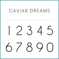 Caviar Dreams Numbers.jpg