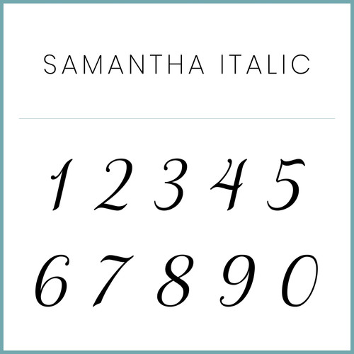 Samantha Italic Numbers.jpg