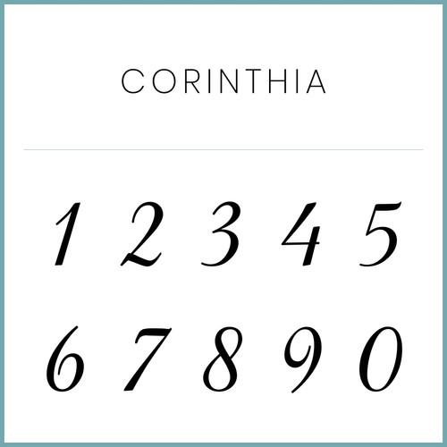Corinthia Numbers.jpg