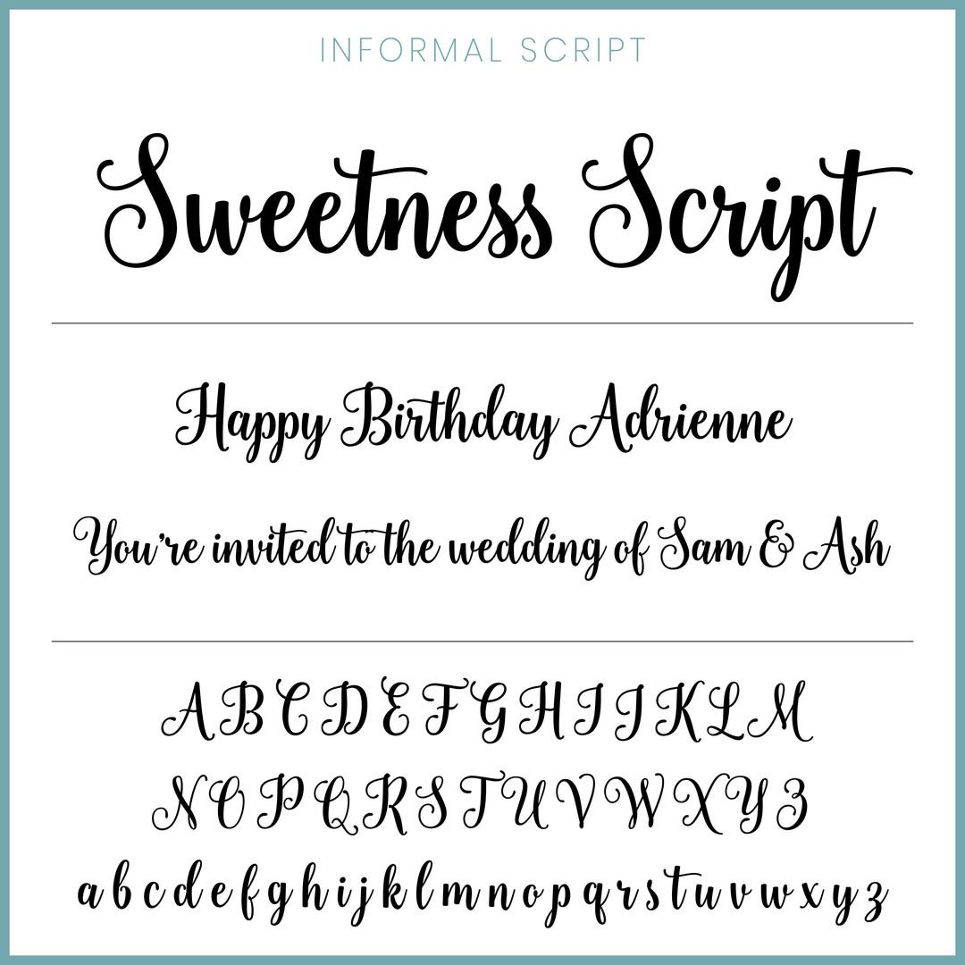 Sweetness Script.jpg
