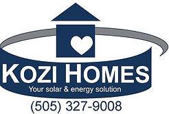 Kozi Homes Your Solar & Energy Solution