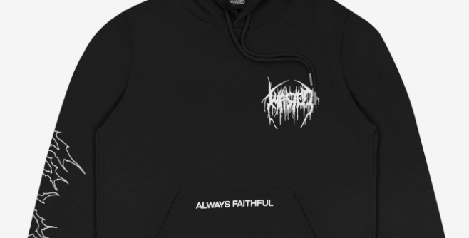 Wasted Paris Cold Streets Hoodie