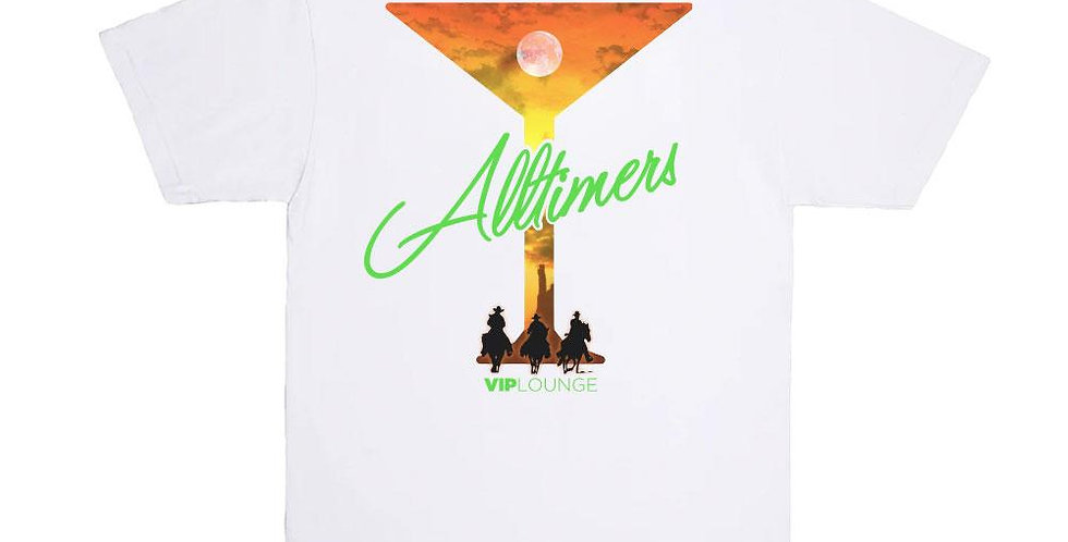 Alltimers 3 Amigos White Tee