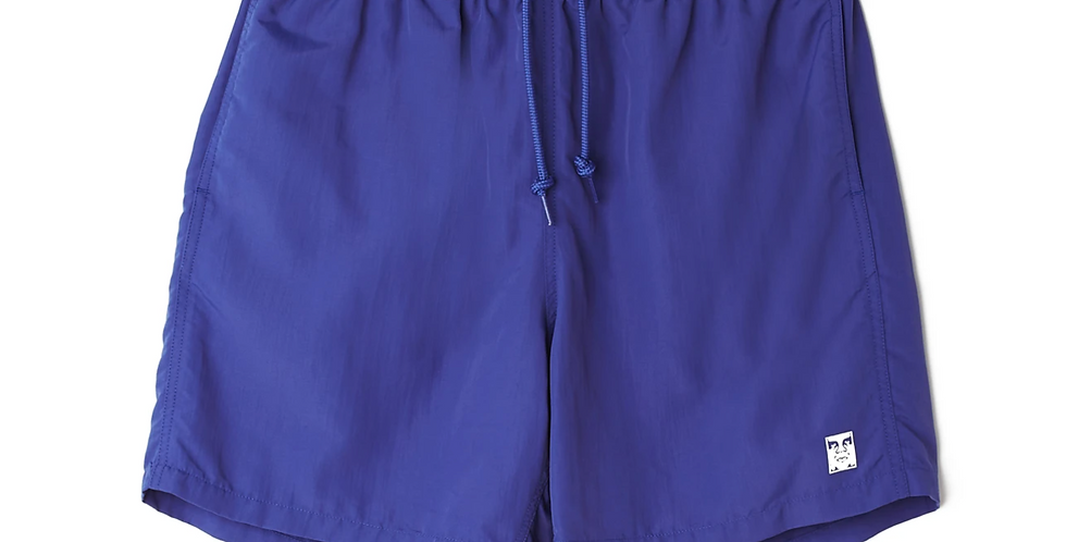 Obey Easy Relaxed Ultramarine Short