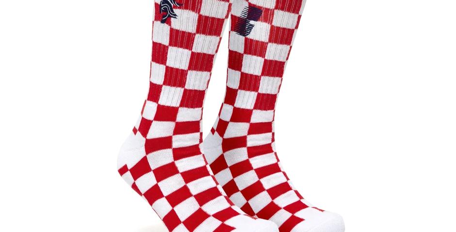 Chrystie Football Soccer Socks