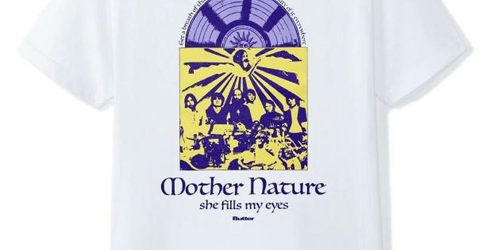 Butter Goods Mothers Nature White Tee