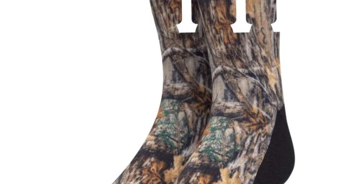 Huf Digital Tree Socks