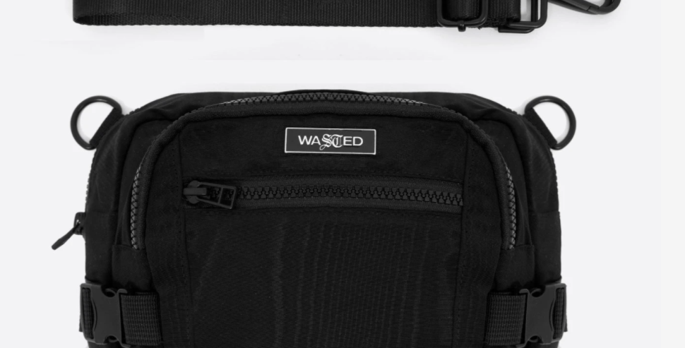 Wasted Paris Travel Bag Basswood