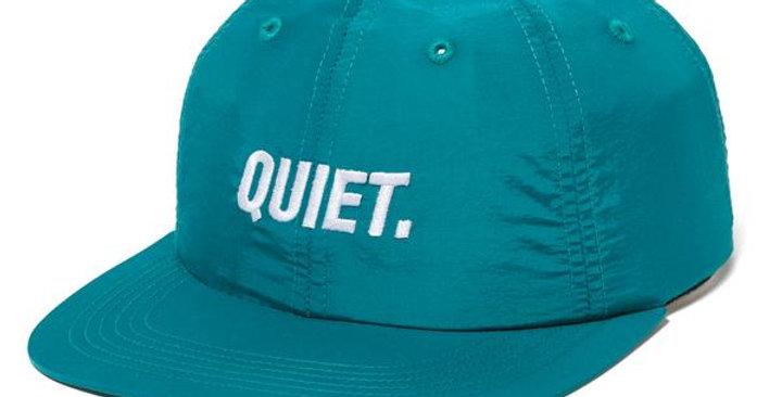 Quiet Life Taslon Polo Blue Hat