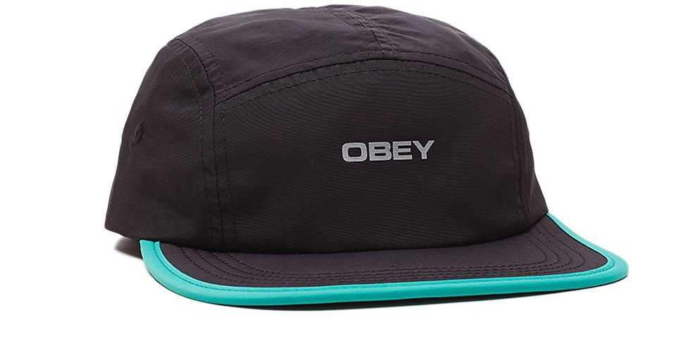 Obey Upperground 5 panel Hat