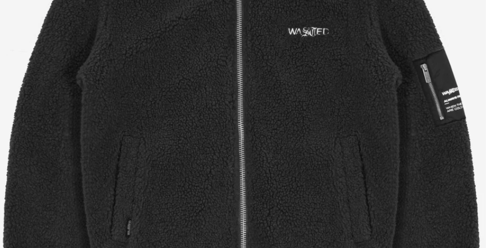 Wasted Paris Gavin Reversible Jacket