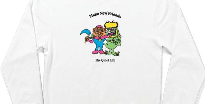 Quiet Life Friends Crewneck