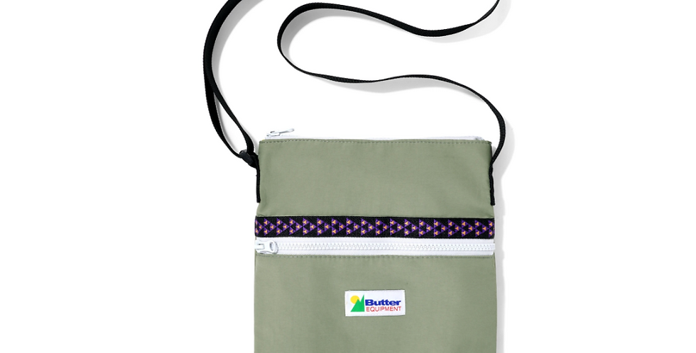 Butter Goods Equipment Khaki Bag