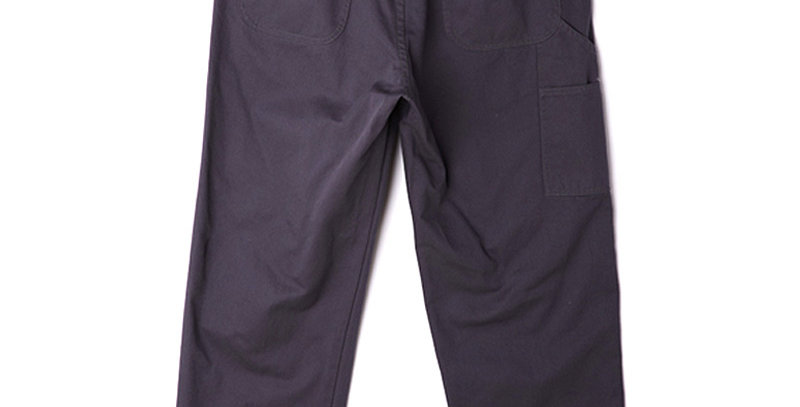 Obey Hardwork Carpenter Pant French Navy