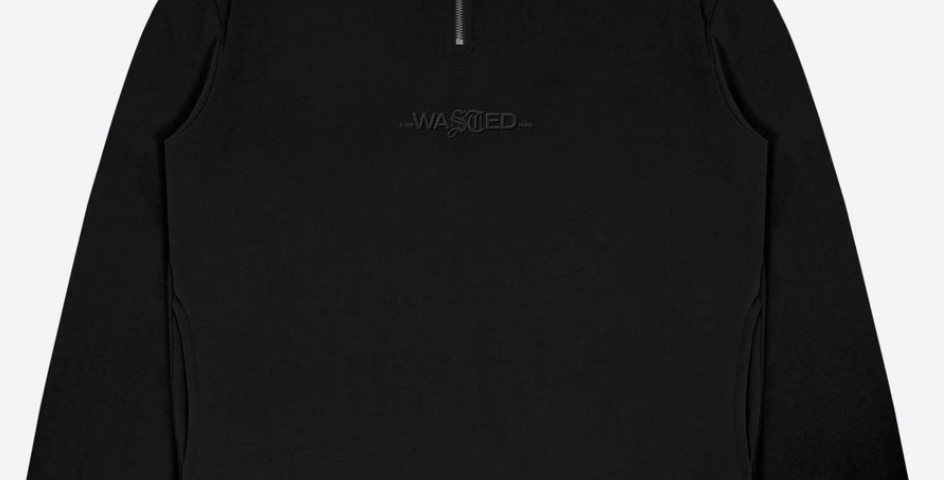 Wasted Paris Essential Black Funnel