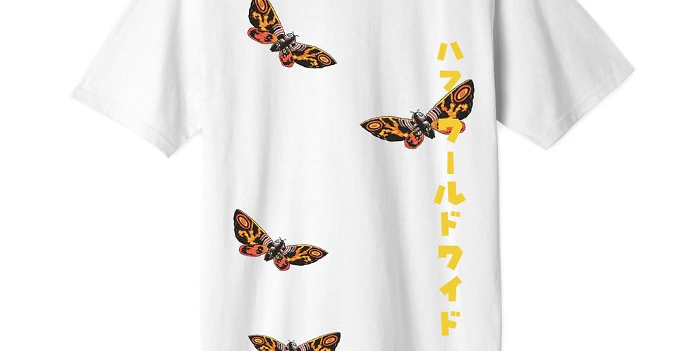 Huf x Godzilla Mothra Tee