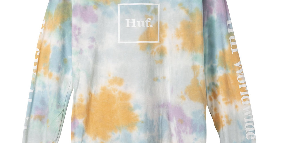 Huf Prism Wash Domestic LS Tee