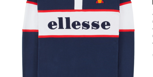 Ellesse Taylor Rubgy
