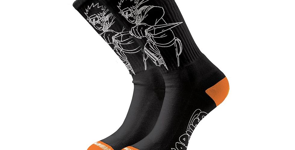 Primitive Uzumaki Socks