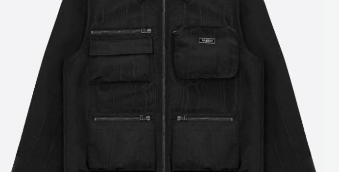 Wasted Paris Basswood Jacket