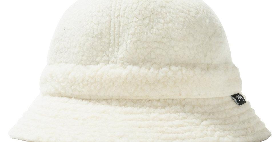 Stussy Sherpa Fleece Bucket Hat