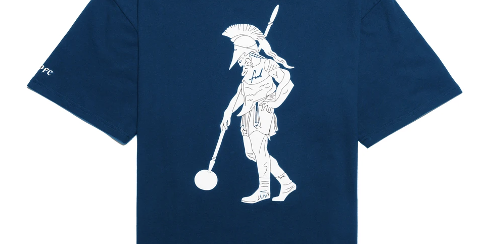 Chrystie Warrior Navy Tee
