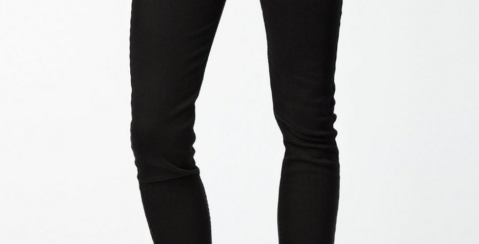 Cheap Monday Tight New Black Denim