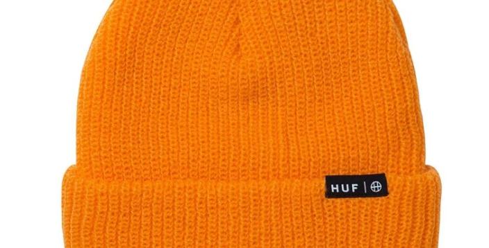 Huf Essentials Usual  Blue Beanie