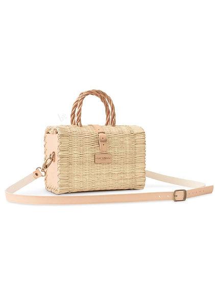 perfect summer basket bag