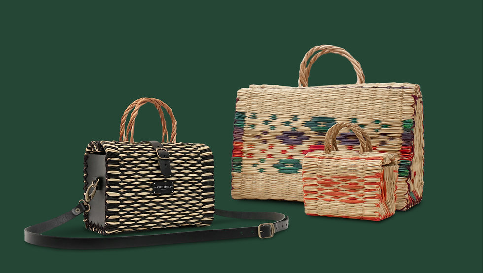 sustainable portuguese basket bags