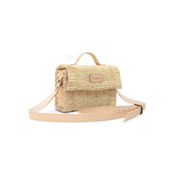 Petite Basket Bag